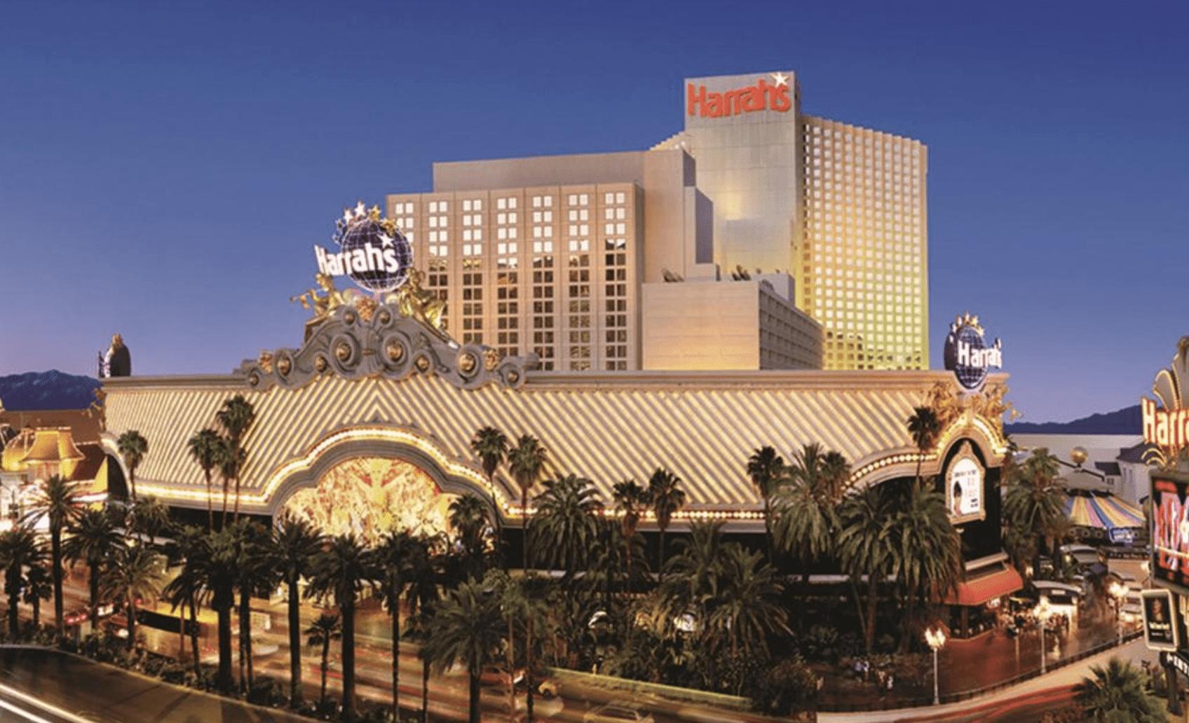 Harrah's Las Vegas estreia mesa de dados digital